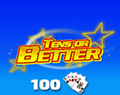 Tens Or Better 100 Hand