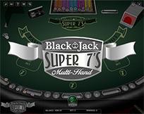 Blackjack Super 7`s Multihand