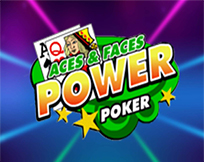 Aces & Faces Power Poker