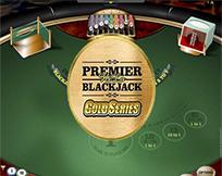 Premier Hi Lo 13 Euro Blackjack Gold